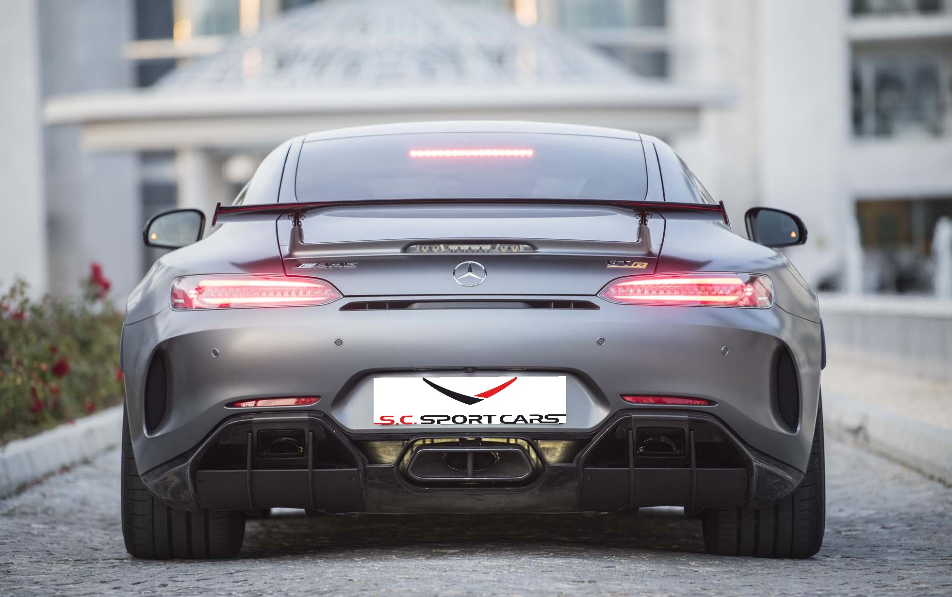 SC Sport Cars Your sport car provider Mercedes AMG GT R