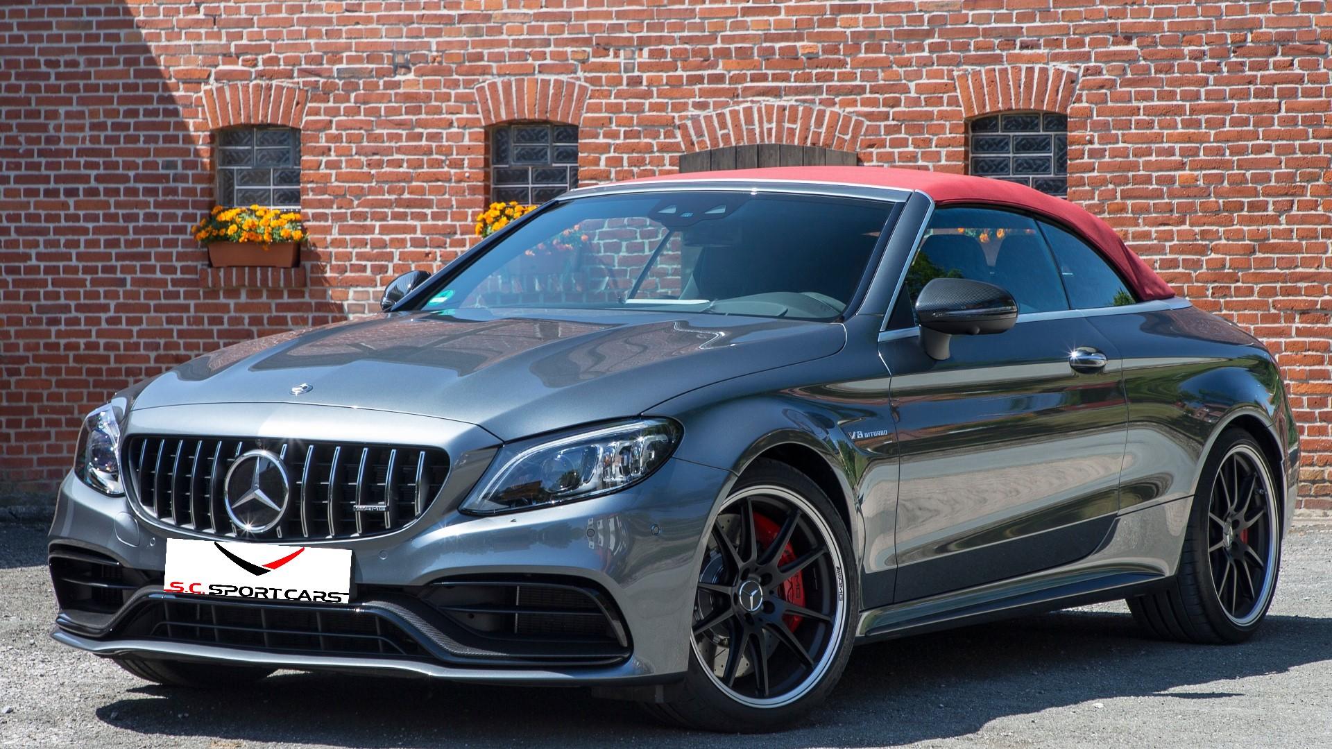 SC Sport Cars Your sport car provider Mercedes AMG GT R